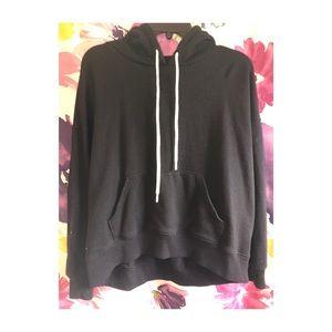 Aerie black hoodie